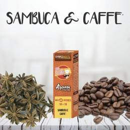 SAMBUCA E CAFFE 10+10 ML MIX SERIES MR.CAKE - SVAPONEXT