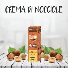 CREMA DI NOCCIOLE 10+10ML MIX SERIES MR.CAKE - SVAPONEXT