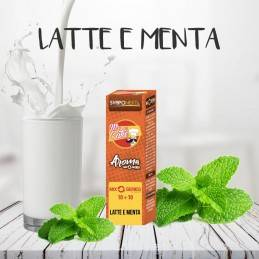LATTE E MENTA 10+10 ML MIX SERIES MR.CAKE - SVAPONEXT