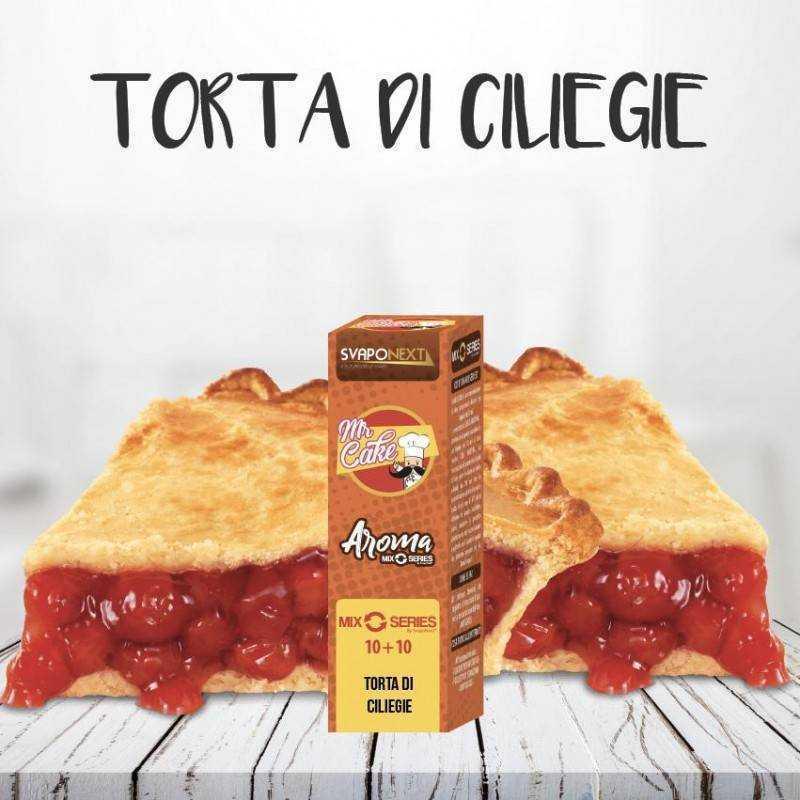 TORTA DI CILIEGIE 10+10ML MIX SERIES MR.CAKE - SVAPONEXT