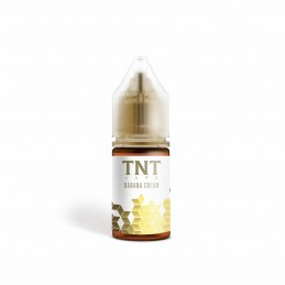 AROMA TNT COLORS BANANA CREAM 10ML - TNT VAPE