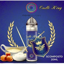 CASTEL KING SCOMPOSTO 20ML - NOVA LIQUID