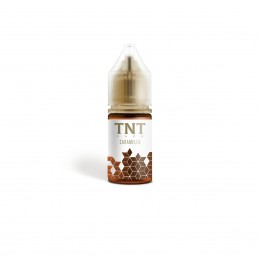 AROMA TNT COLORS CARAMELLO SALATO 10ML - TNT VAPE