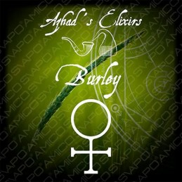 AROMI AZHAD'S ELIXIRS 10 ML PURE BURLEY