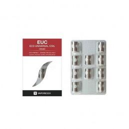 COIL EUC CERAMIC SS316L0.5OHM (10PZ+1SLEEVE) - VAPORESSO
