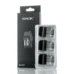 NOVO POD 2 ML 1.5 OHM -3PCS- SMOK