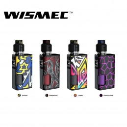 KIT LUXOTIC SURFACE 80W 2ml - WISMEC
