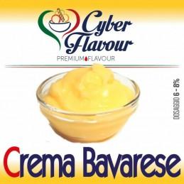 AROMA 10ML CYBER FLAVOUR CREMA BAVARESE