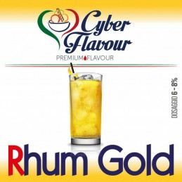 AROMA 10ML CYBER FLAVOUR RHUM GOLD