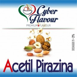 AROMA 10ML CYBER FLAVOUR ACETIL PIRAZINA
