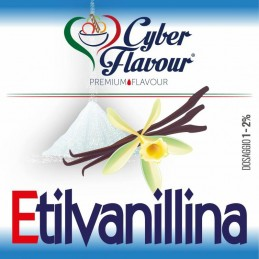 AROMA 10ML CYBER FLAVOUR ETILVANILLINA