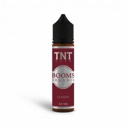 TNT ORGANIC CLASSIC AROMA SCOMPOSTO 20ML - TNT VAPE