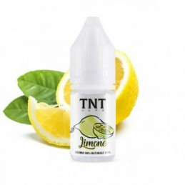 AROMA TNT NATURAL LIMONE 10ML - TNT VAPE