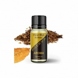 AROMA 10ML SUPREM-E FIRST PICK RISERVA RE-BRAND - REBRAND