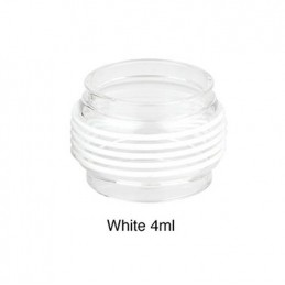 GLASS TUBE MELO 5 WHITE4ML - ELEAF
