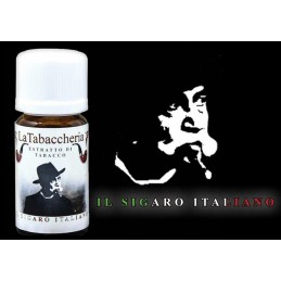 AROMI LA TABACCHERIA 10ML SIGARO ITALIANO LIMITED EDITION