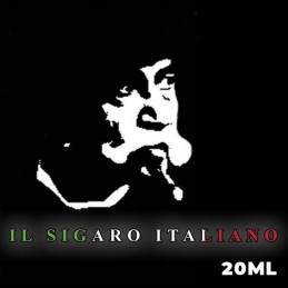 SIGARO ITALIANO LIMITEDEDITION 20 ML SCOMPOSTO - LA TABACCHERIA