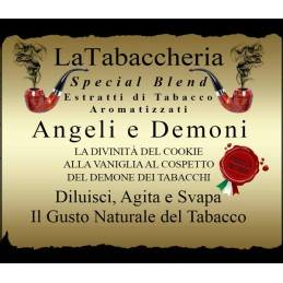 AROMI LA TABACCHERIA 10ML SPECIAL BLEND ANGELI E DEMONI