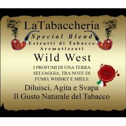AROMI LA TABACCHERIA 10ML SPECIAL BLEND WILD WEST