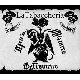 AROMI LA TABACCHERIA 10ML HELL'S MIXTURES BAFFOMETTO
