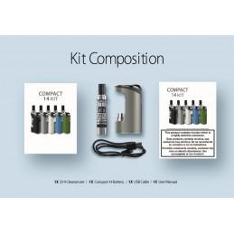 KIT COMPACT 14 - 1500mAh 1,8ml - JUSTFOG
