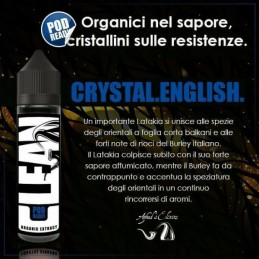 AROMA SCOMPOSTO CLEAN CRYSTAL ENGLISH 20ml - AZHAD'S ELIXIRS