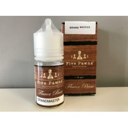 GRANDMASTER 10+20ml SCOMPOSTO - FIVE PAWNS
