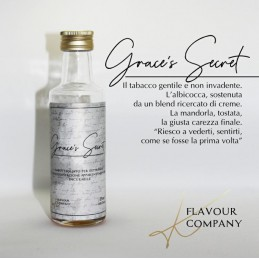 GRACE'S SECRET SCOMPOSTO 25ml - K FLAVOUR