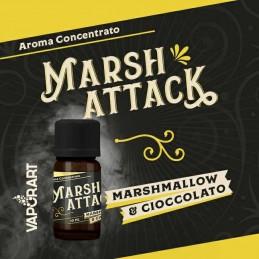 AROMA 10ml MARSH ATTACK- VAPORART