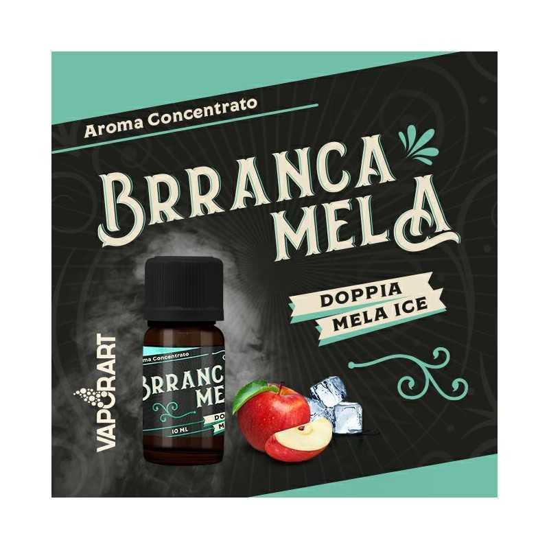 AROMA 10ml BRRANCA MELA- VAPORART
