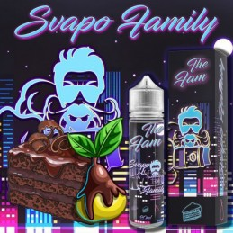 THE FAM AROMA SCOMPOSTO 20ML - SVAPO FAMILY