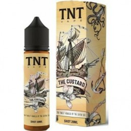 THE CUSTARD AROMA SCOMPOSTO 20ml - TNT VAPE