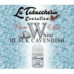 WHITE BLACK CAVENDISH EXTREME 4 POD SCOMP. 20ml - TABACCHERIA
