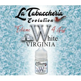 WHITE VIRGINIA EXTREME 4 POD SCOMPOSTO 20ml - TABACCHERIA