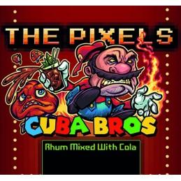 CUBA BROS AROMA 10ml - THE PIXELS