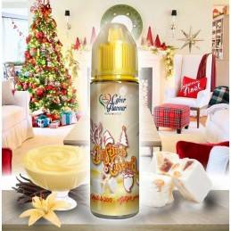 CHRISTMAS CUSTARD TORRONE SCOMPOSTO 20ML - CYBER FLAVOUR
