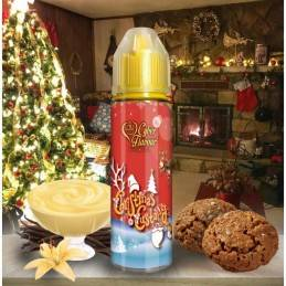 CHRISTMAS CUSTARD AMARETTO SCOMPOSTO 20ML - CYBER FLAVOUR