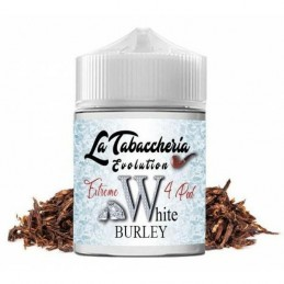 WHITE BURLEY EXTREME 4 POD SCOMPOSTO 20ml - TABACCHERIA