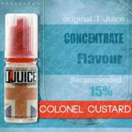 AROMI T-JUICE 10 ML COLONEL CUSTARD