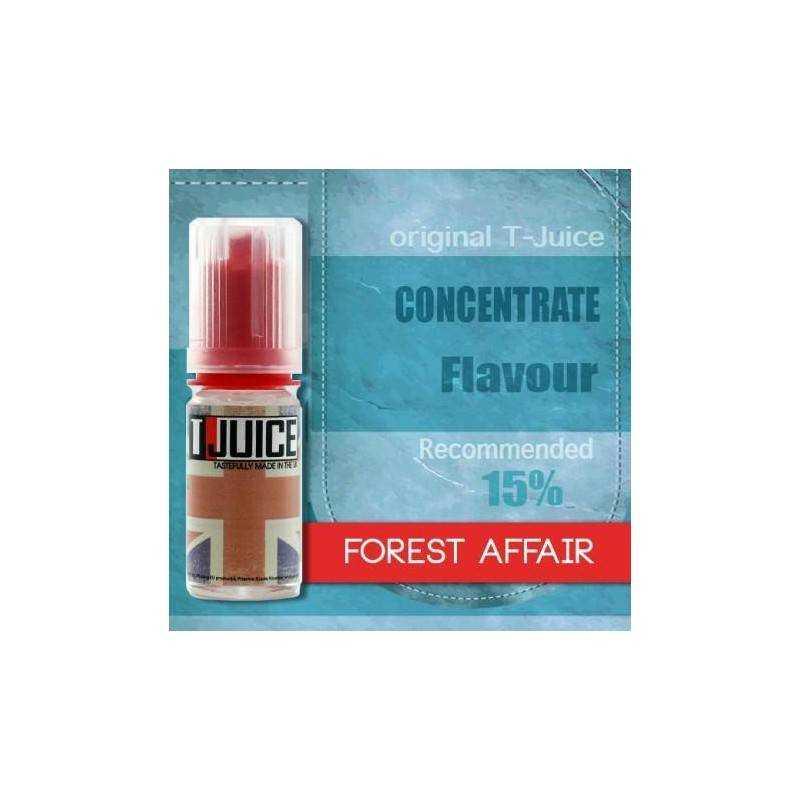 AROMI T-JUICE 10 ML FOREST AFFAIR
