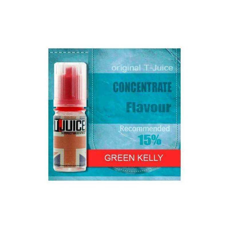 AROMI T-JUICE 10 ML GREEN KELLY