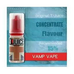 AROMI T-JUICE 10 ML VAMP VAPE