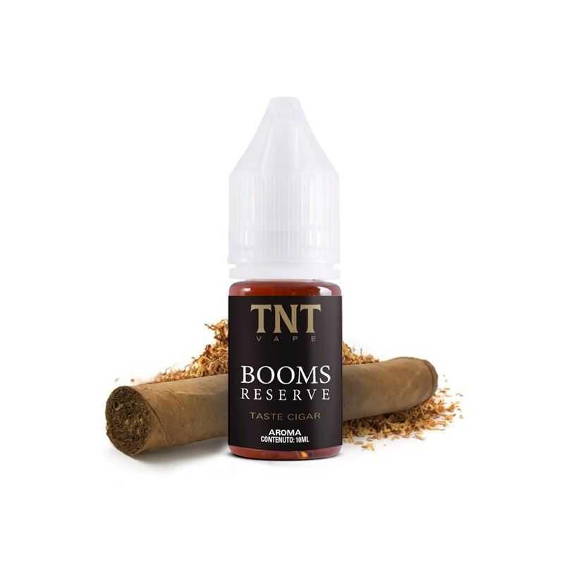 AROMA TNT BOOMS RESERVE10ML - TNT VAPE