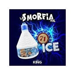LA SMORFIA XXL - AROMA N.71 ICE MIX&GO 30ML - KING LIQUID