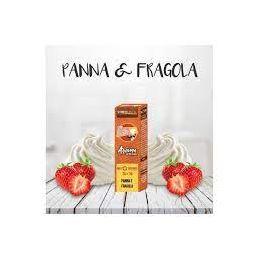 PANNA E FRAGOLA 10+10 ML MIX SERIES MR.CAKE - SVAPONEXT