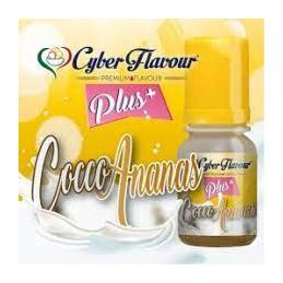 COCCO / ANANAS PLUS AROMA 10ml - CYBER FLAVOUR