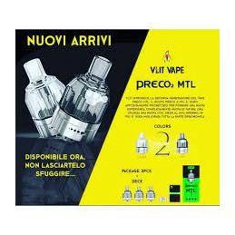 ATOMIZZATORE PRECO MTL 2 (3pcs) - VZONE
