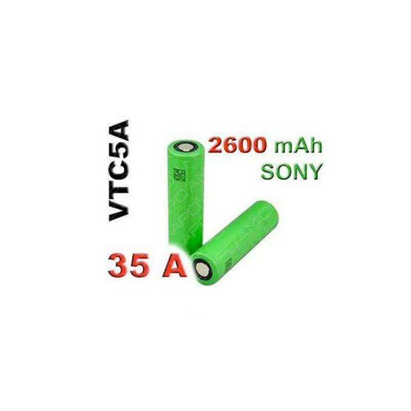 SONY VTC5A 35A 18650 - 2600MAH