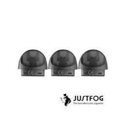 POD/CARTUCCIA C601 (3PCS) - JUSTFOG