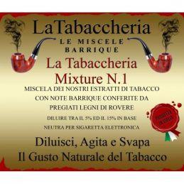 AROMI LA TABACCHERIA 10ML LINEA ELITE MIXTURE N1